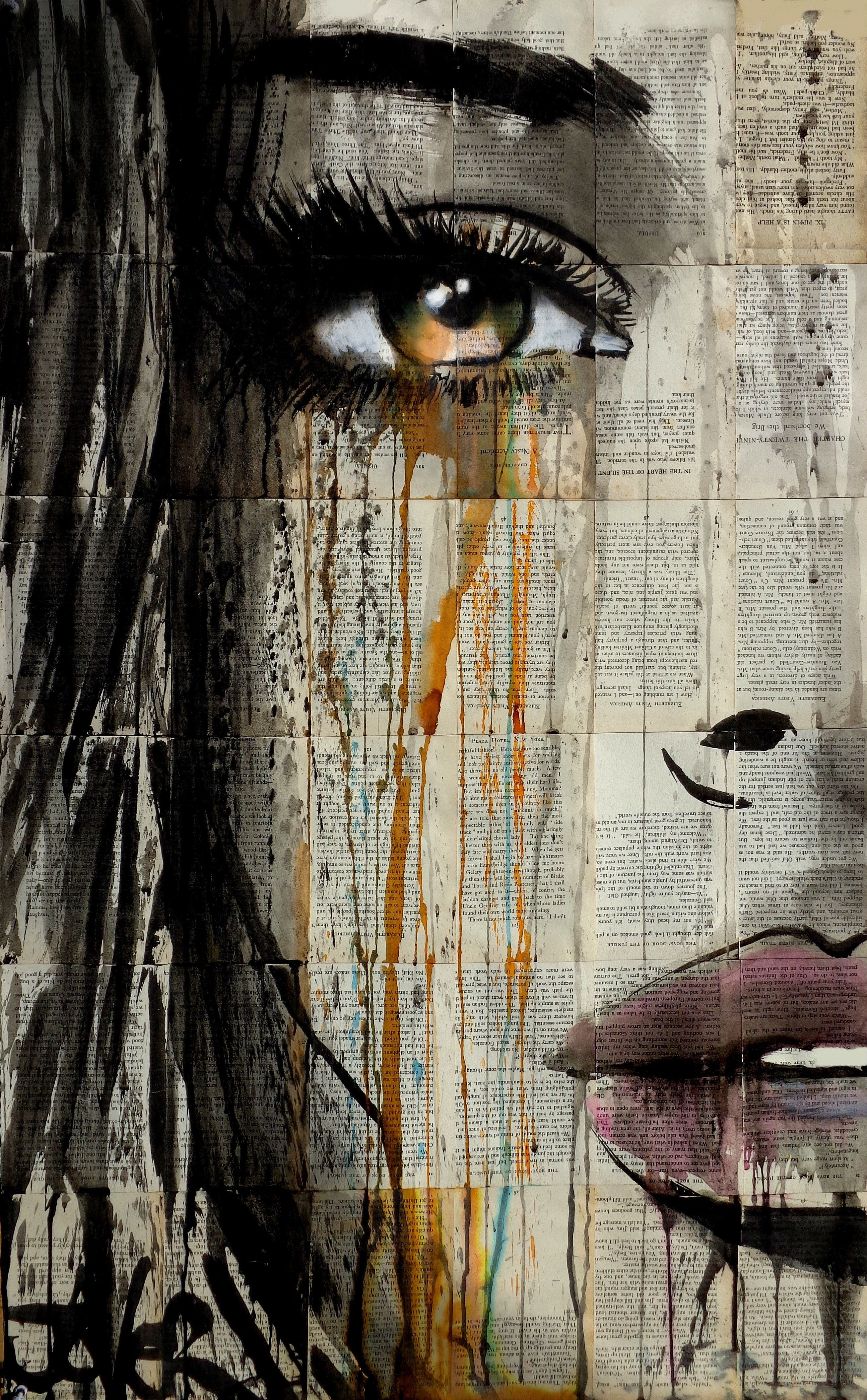 ANOTHER KIND by loui jover
