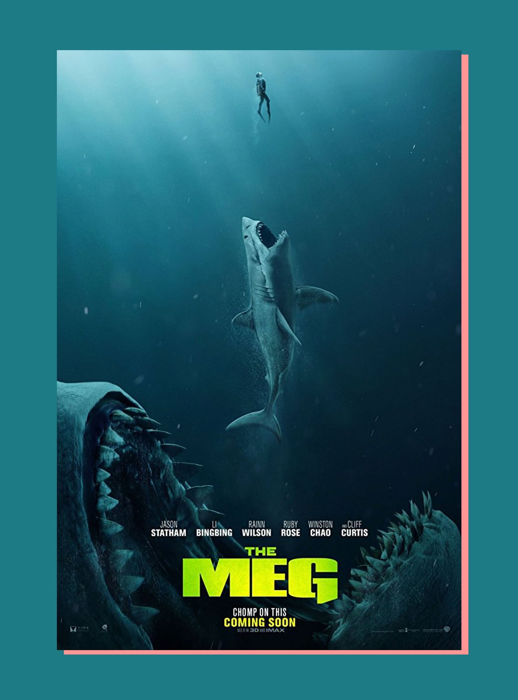 Is That Massive Shark In The Meg Real Kind Of Https
