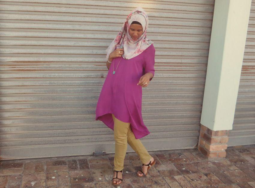 http://minimalexposure.blogspot.com/  Hijab Style Fashion Summer