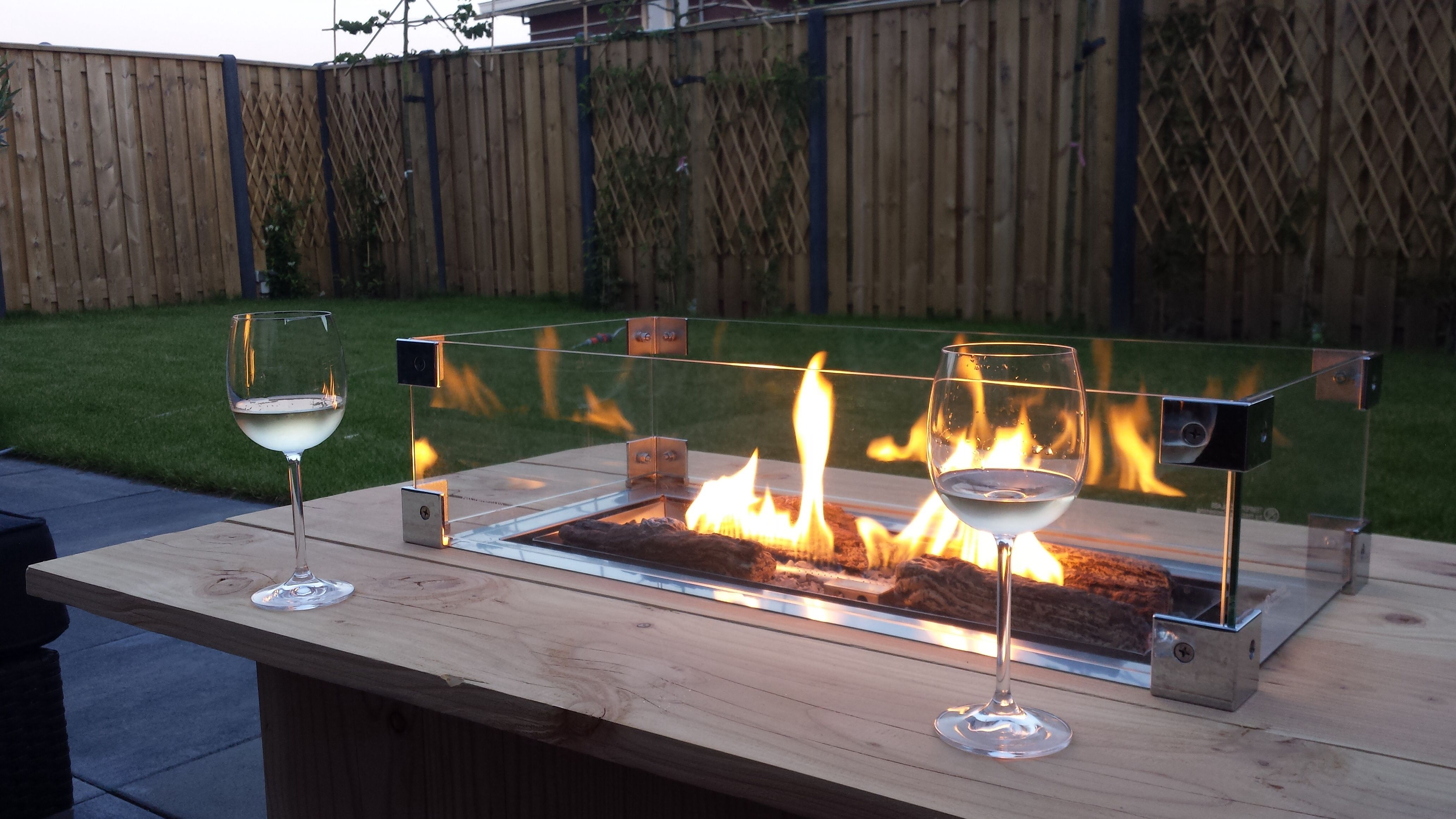Vuur tafels tuinhaarden vuur tafel vuur en tuin
