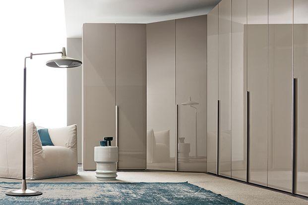 Santarossa Mobili Camere Da Letto.Santarossa L Eleganza Del Tortora Furniture Design Built In