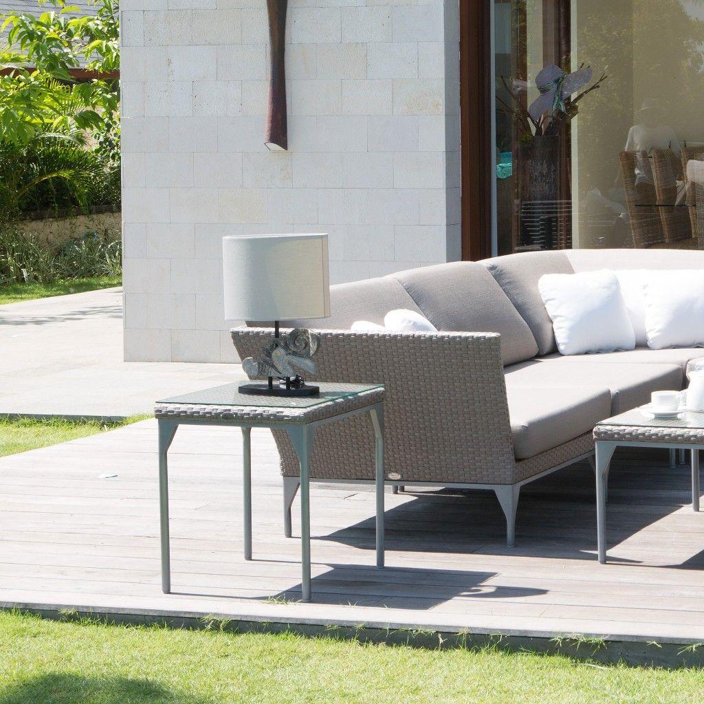Tavolino con vetro, Brafta collection, Skyline Design