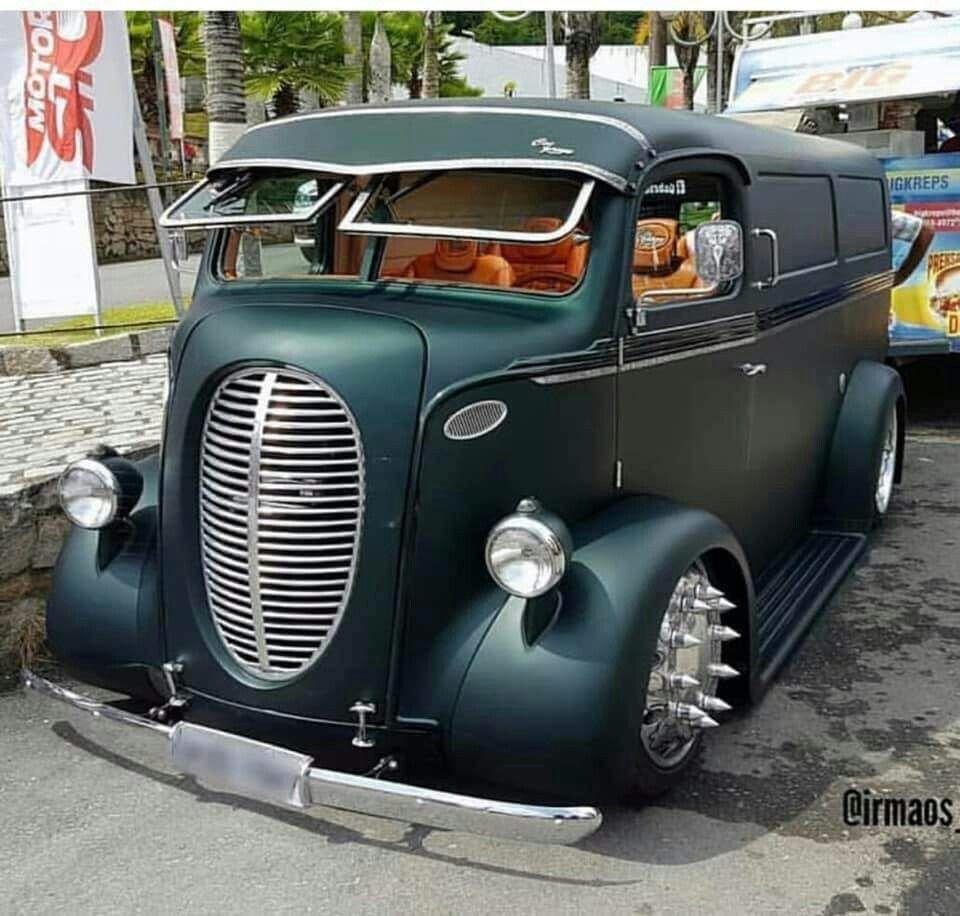 1938 Ford Coe Suv Rat Rods Truck Vintage Trucks Classic Cars