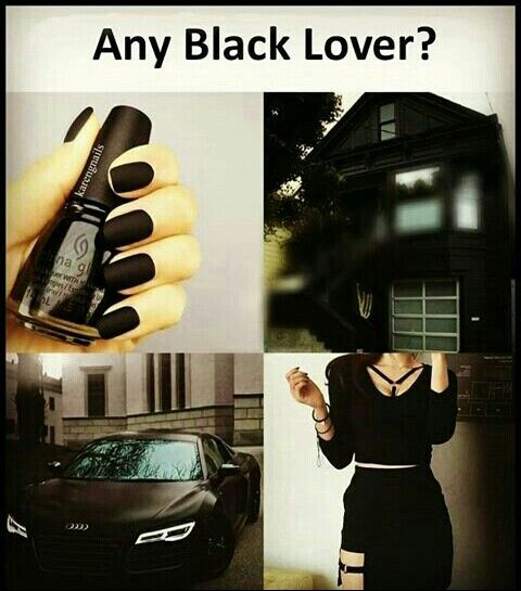 Pin By Hijabii Queen On Black Black Colour Quotes Girl