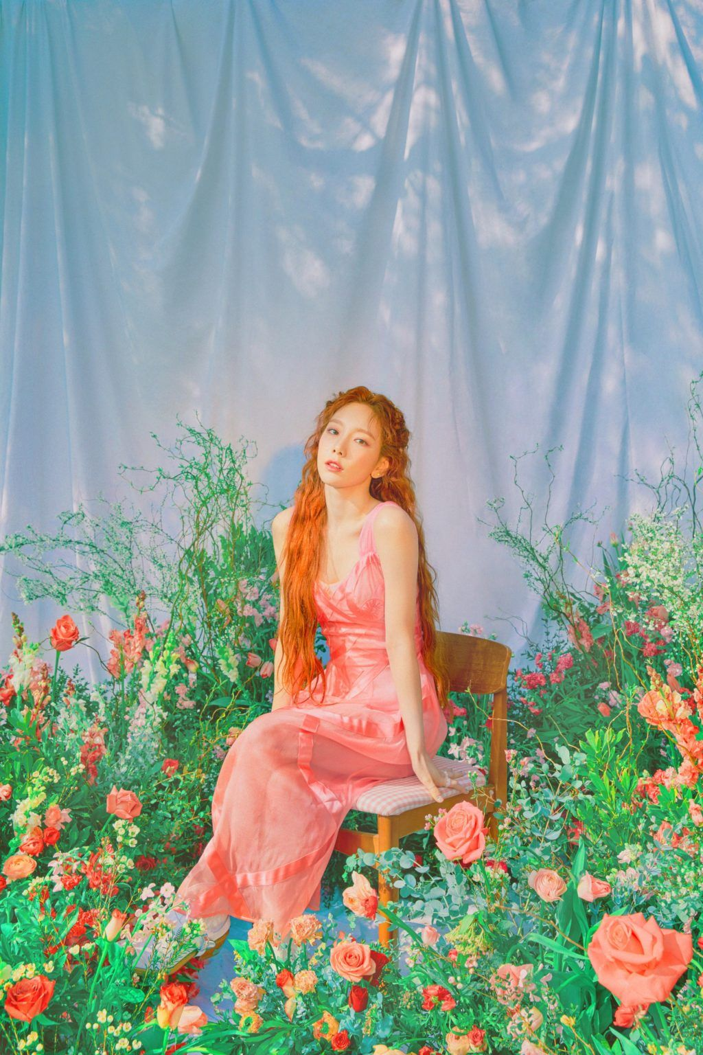 TAEYEON Happy Teaser Photos (HD/HR) in 2020 | Taeyeon, Girls' generation taeyeon, Girls generation