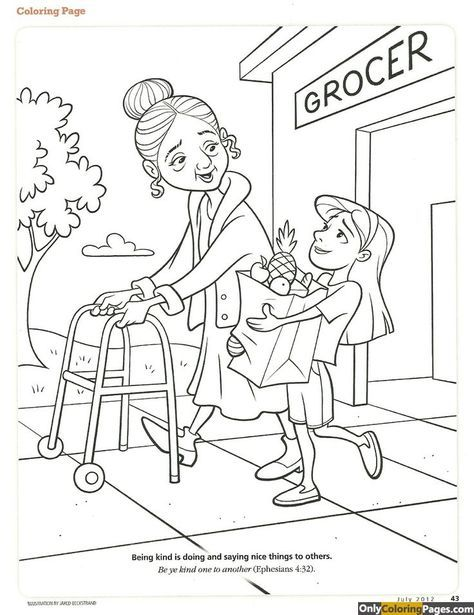 graphic regarding Lds Printable Coloring Pages named kindness coloring internet pages printable coloring webpages, sheets for