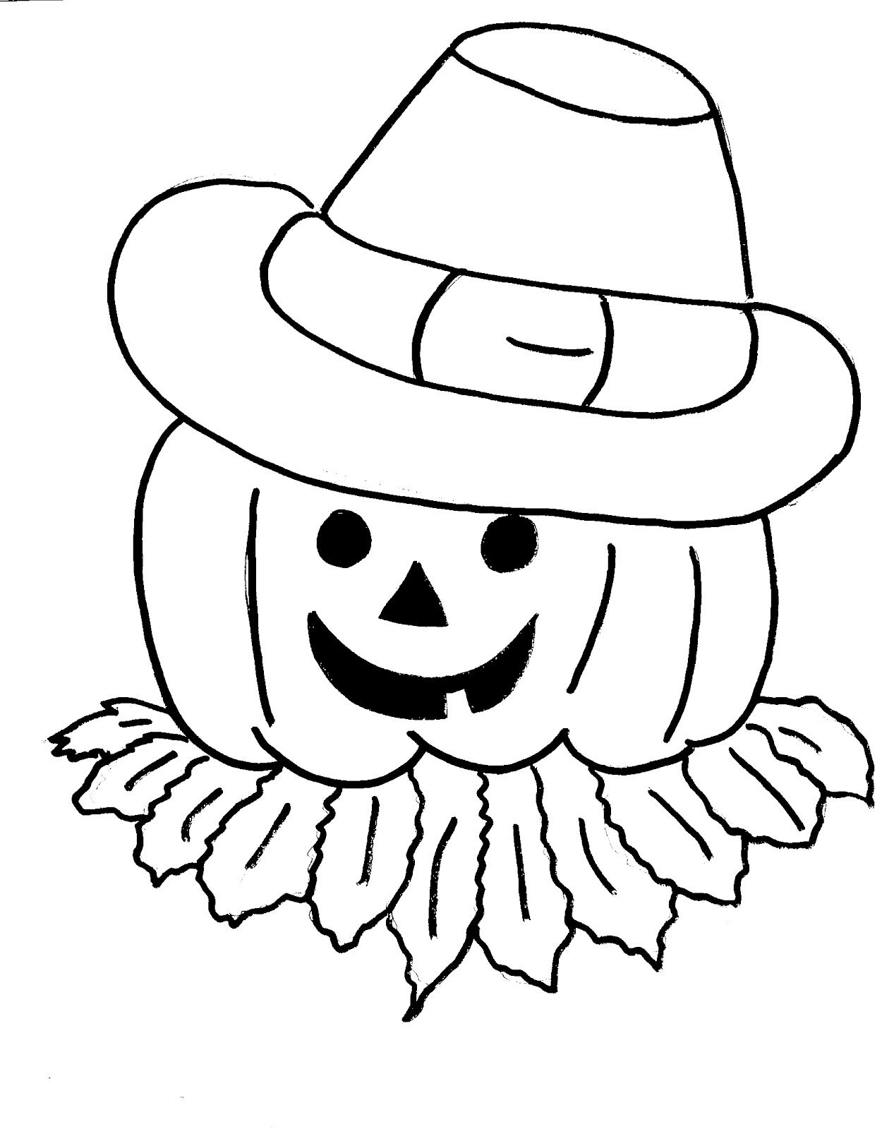 fall coloring pages for kindergarten | Hickman Five Coloring Pages ...