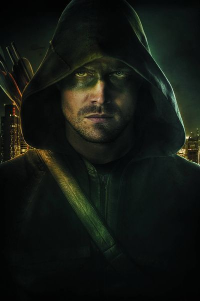 Arrow #12 (According to this site This is the final Issue)