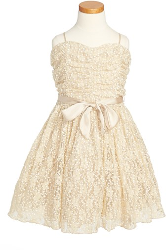 #Un Deux Trois            #Dresses                  #Deux #Trois #Sequin #Lace #Dress #(Big #Girls) #Champagne                    Un Deux Trois Sequin Lace Dress (Big Girls) Champagne 12                                                http://www.snaproduct.com/product.aspx?PID=5420940
