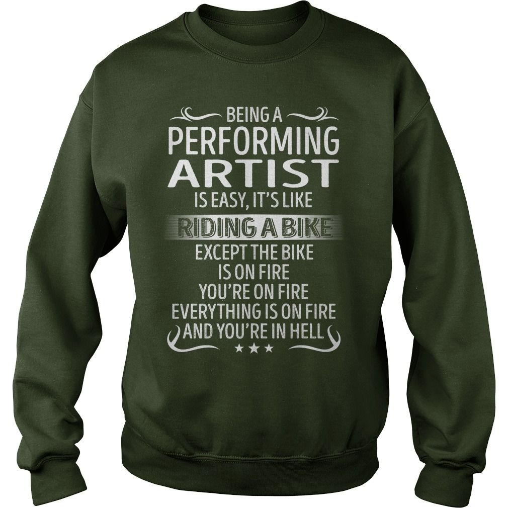 Being a Performing Artist like Riding a Bike Job Title TShirt #gift #ideas #Popular #Everything #Videos #Shop #Animals #pets #Architecture #Art #Cars #motorcycles #Celebrities #DIY #crafts #Design #Education #Entertainment #Food #drink #Gardening #Geek #Hair #beauty #Health #fitness #History #Holidays #events #Home decor #Humor #Illustrations #posters #Kids #parenting #Men #Outdoors #Photography #Products #Quotes #Science #nature #Sports #Tattoos #Technology #Travel #Weddings #Women