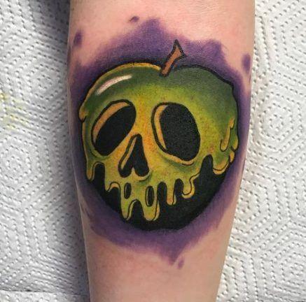 Photo of Tattoo Disney Snow White Poison Apples 47 Trendy Ideas
