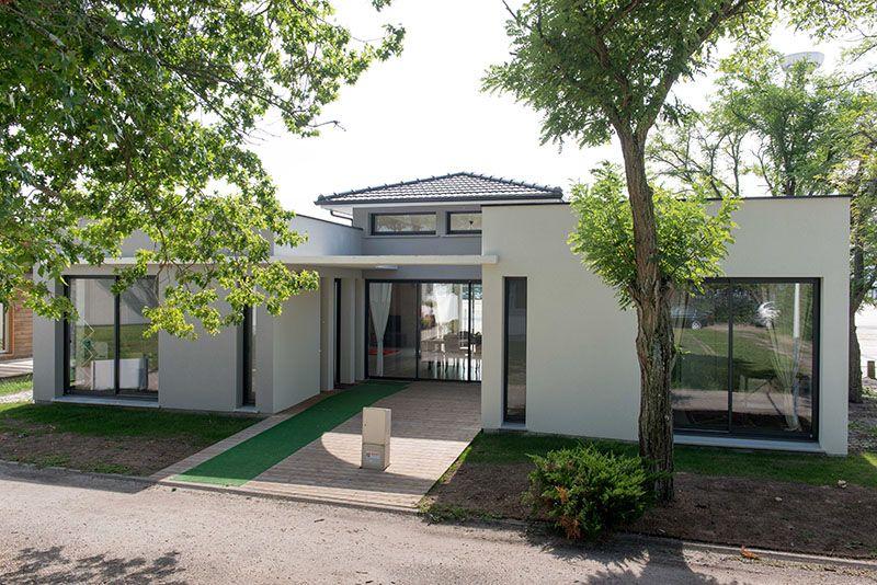 Constructeur  Quadri, Maison  Toza, Gironde homes Pinterest