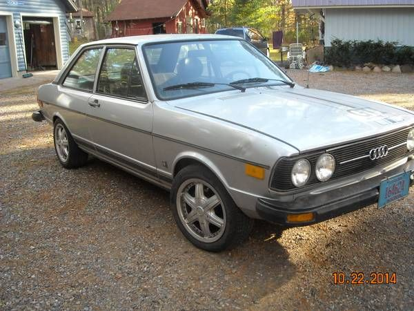 1973 Audi Fox. This is a 78 but comes closest to depicting the ...