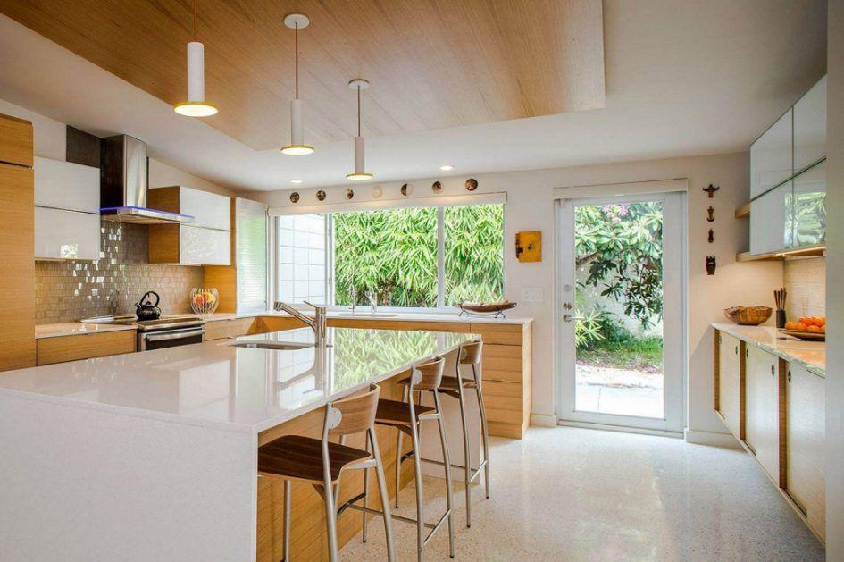 Best Home Design Ideas Original Mid Century Modern Kitchen 400 x 300