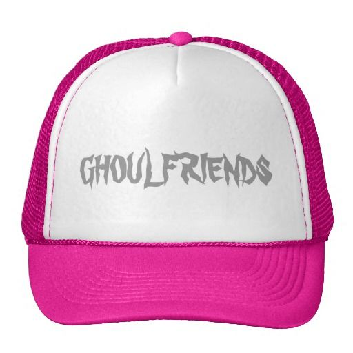 GHOULFRIENDS BASEBALL HAT COSTUME PART 2 OOPTION 1