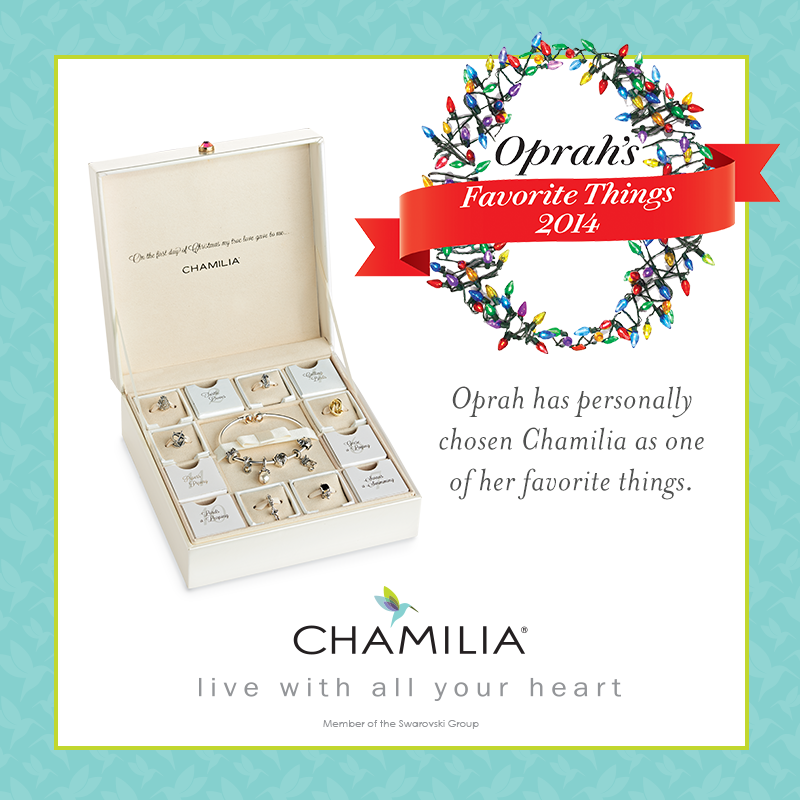 Oprah 12 Days Of Christmas.This Chamiliajewelry 12 Days Of Christmas Gift Set Is On