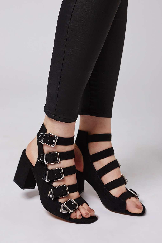 NAOMI Buckle Sandals