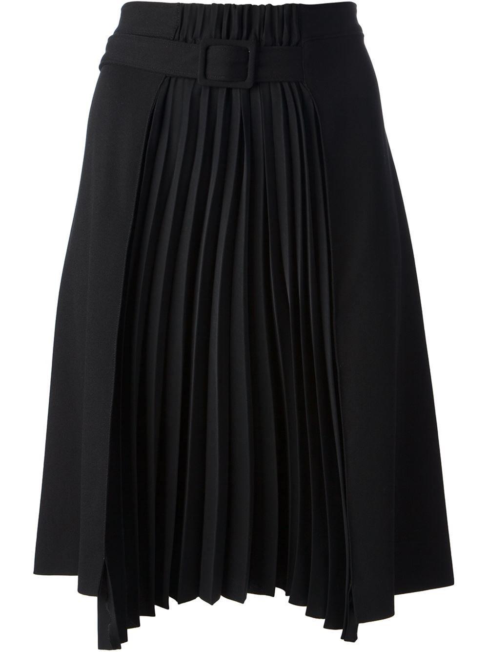 Shop For Cheap Online Classic Sale Online Womens High-Rise Pleated Skirt Maison Martin Margiela Release Dates For Sale TX1ZH4fwSI