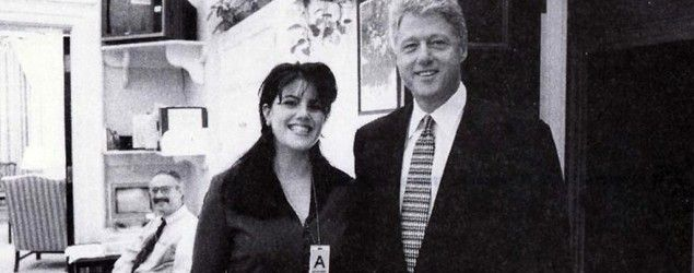 """Exceedingly rare"" items linked to Monica Lewinsky's encounters with Bill Clinton for sale (Reuters)"
