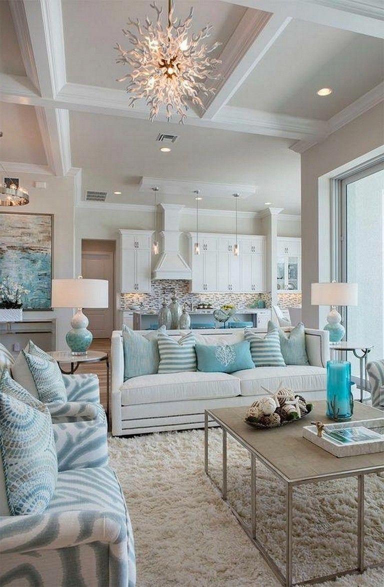 Best 100 Creativity Chic Turquoise Modern Living Room 400 x 300