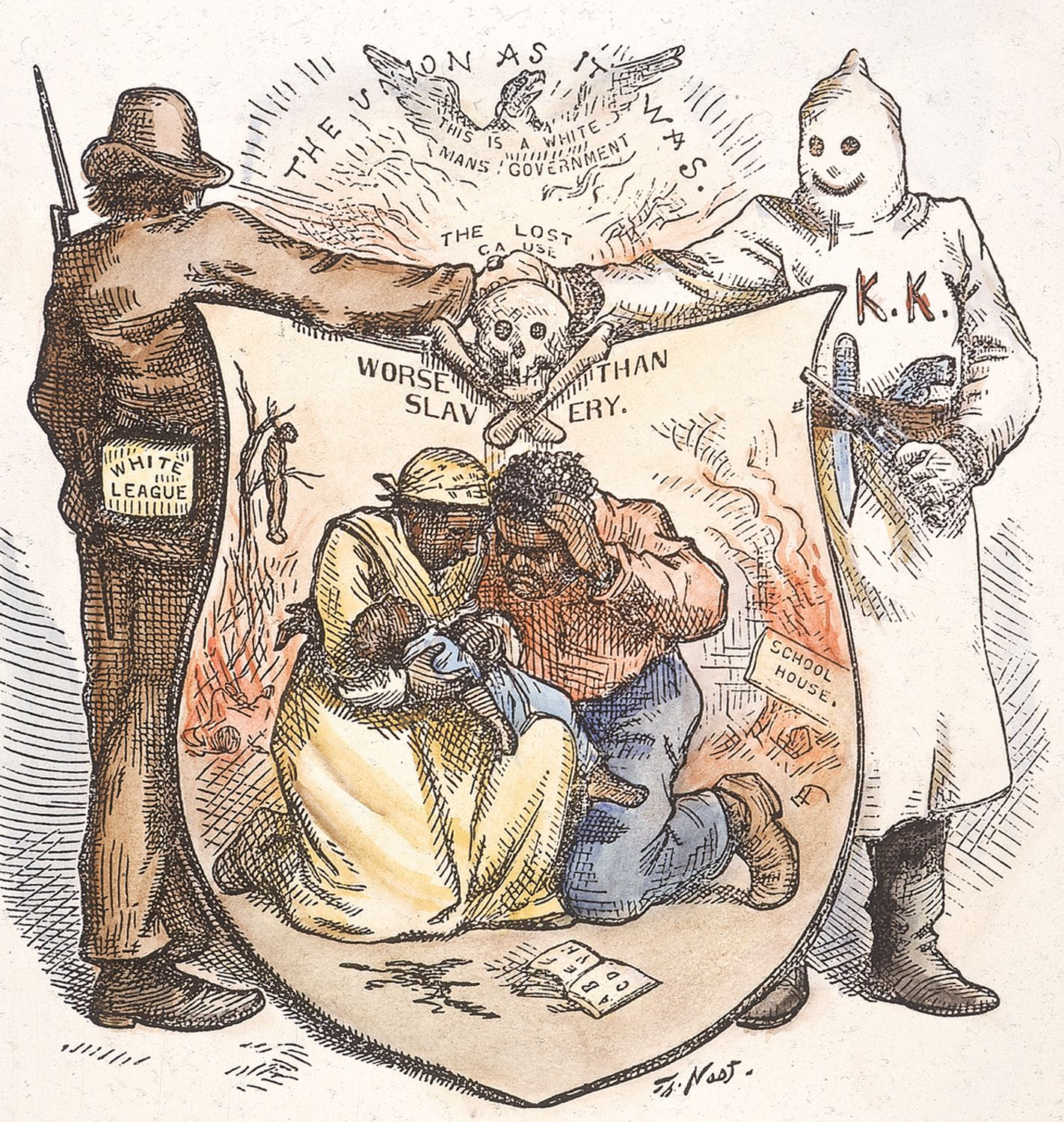 Reconstruction Era With Images