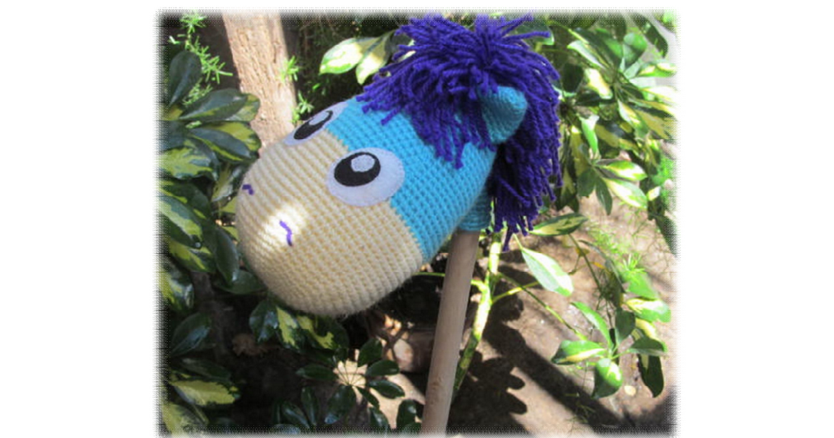 Amigurumis Caballitos A Crochet : Patrón caballito de madera amigurumi mermeladademora cl pdf