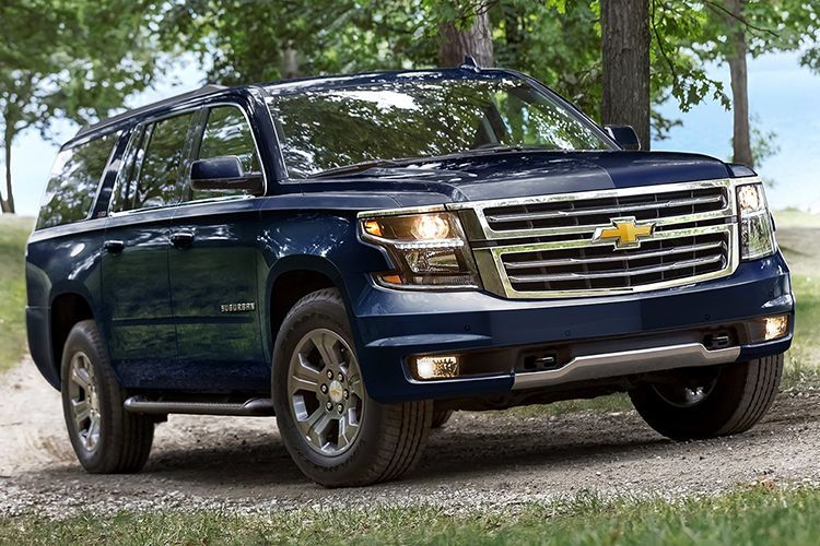 Is The 2019 Chevrolet Suburban Rst Suv A Family Car Chevrolet
