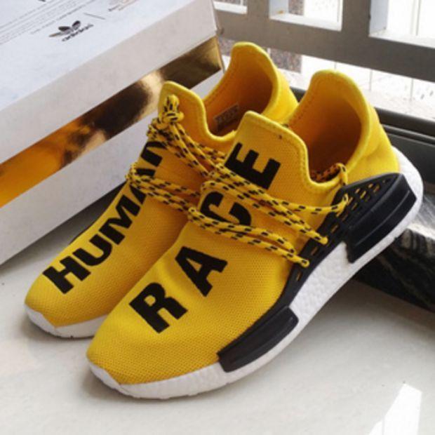 Adidas Nmd Human Race Yellow Adidas Human Race Human