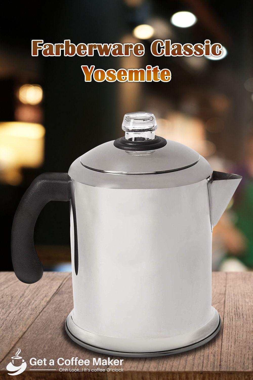 Top 10 Coffee Percolators Feb 2020 Reviews Buyers Guide Percolator Coffee Percolator Coffee Maker Stainless Steel Coffee Maker