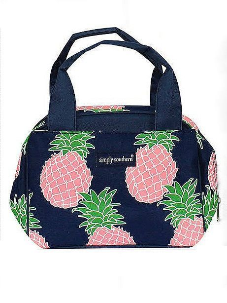2908df805c6e Simply Southern Lunch Box - Pineapple from Chocolate Shoe Boutique ...