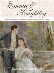 Emma & Knightley: The Sequel to Jane Austen's Emma