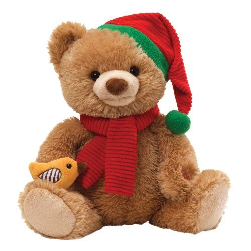 Image result for christmas stuffed animals bear