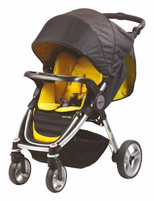 Yellow Stroller Travel System Strollers 2017