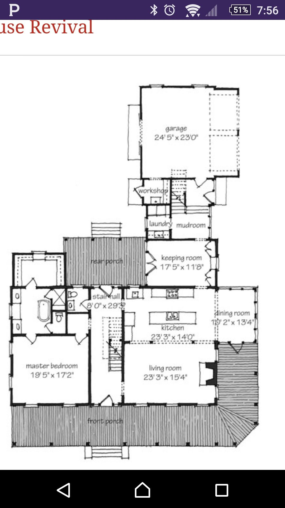 Perfect House Plan Components Big Verandah Big Kitchen With Island And Walk In Pantry Hidden Garage S Southern Living House Plans House Plans Floor Plans