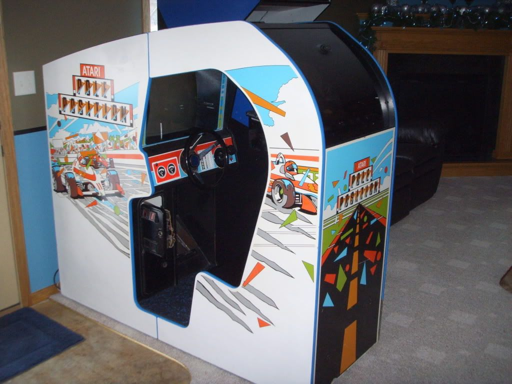 pole position arcade cabinet - Google Search | racing arcade ...