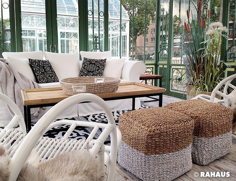 Rahaus De just relax garten rahaus pavillon sofa schaukelstuhl hocker