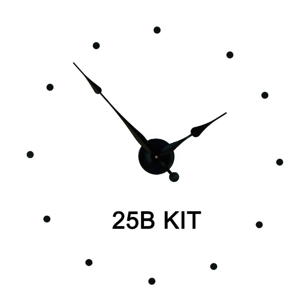 Wall clock hands and motor images home wall decoration ideas large clock hands for wall make large 24 25 plus wall clock w hands motor cover amipublicfo Image collections