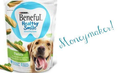 Beneful Healthy Smile Deal At Dollar General Dog Snacks Dog