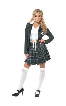Disfraz de colegiala presumida  8e9ea6eccd1f