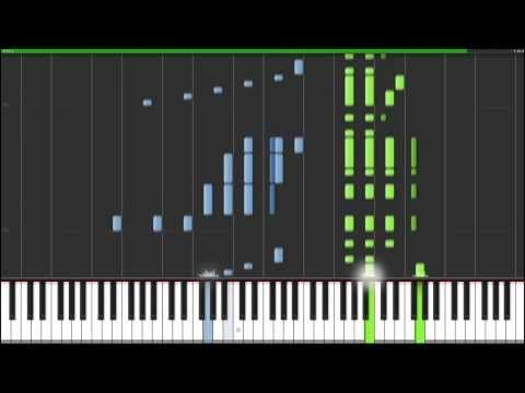 Wedding Day At Troldhaugen Edvard Grieg Piano Tutorial Synthesia Youtube Piano Tutorial Learn Piano Songs Learn Piano