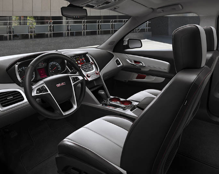 2017 Gmc Terrain Design Interior Release Date And Price New Car Rumors