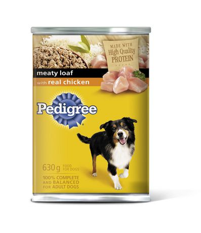 Pedigree Wet Chicken 630g 630g Wet Dog Food Dog Food Recipes