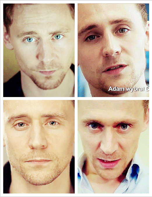 This man and his eyes GIFset  ...