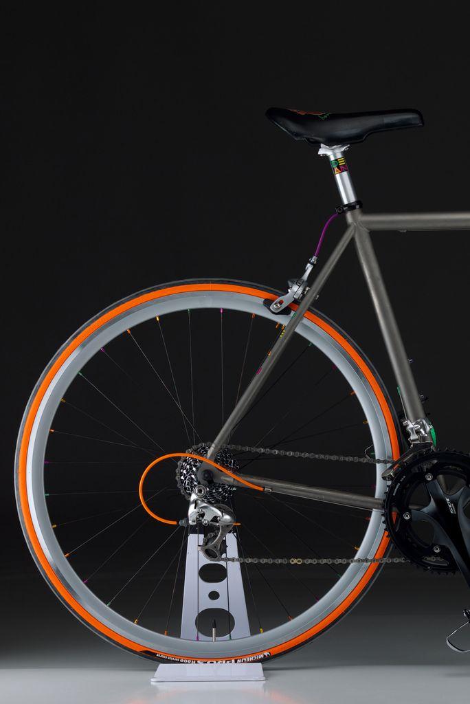 Orearnge By Mobius Cycle Bicycle Design Bicycle Bike