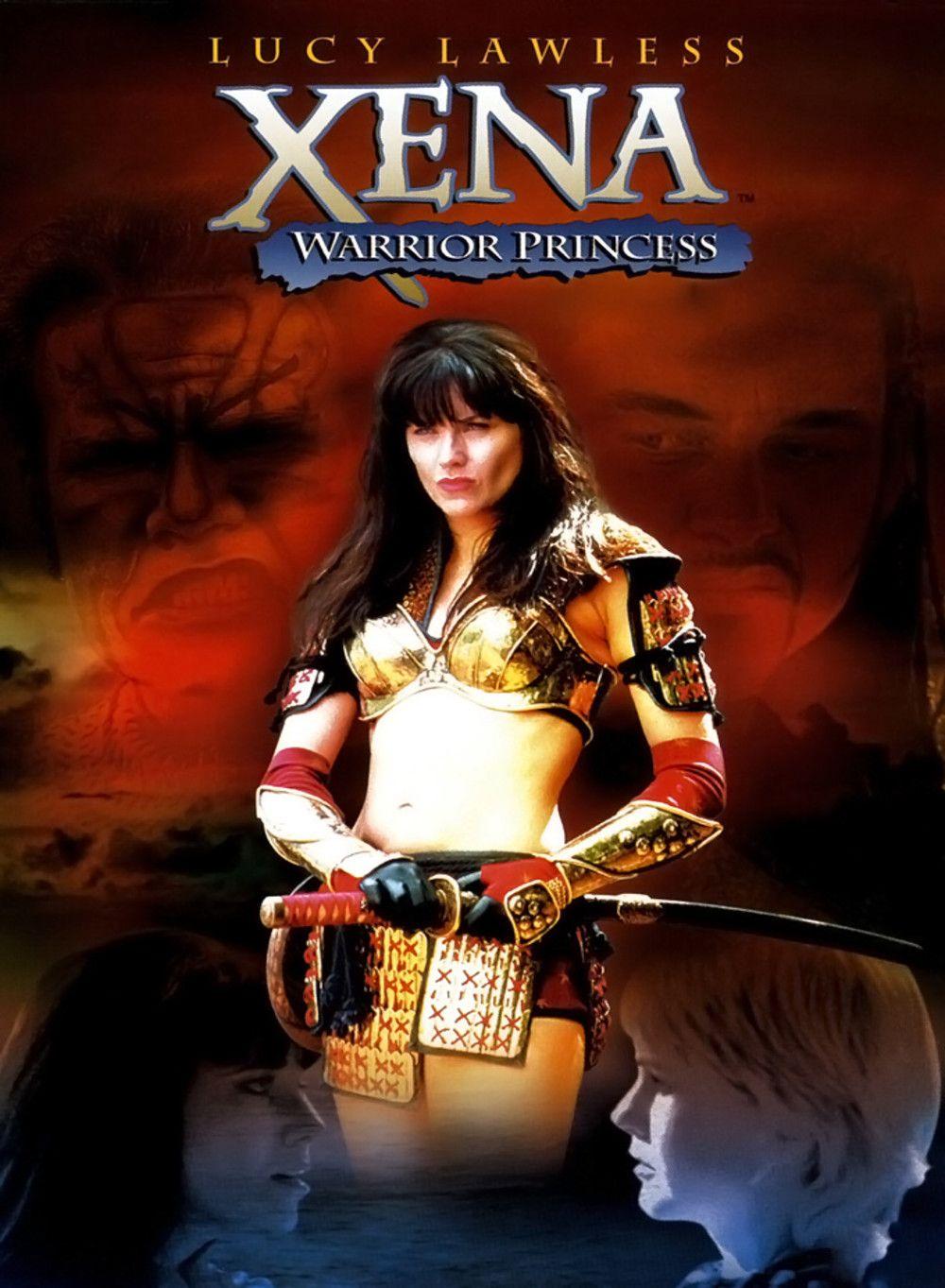 ou voir xena la princesse guerriere
