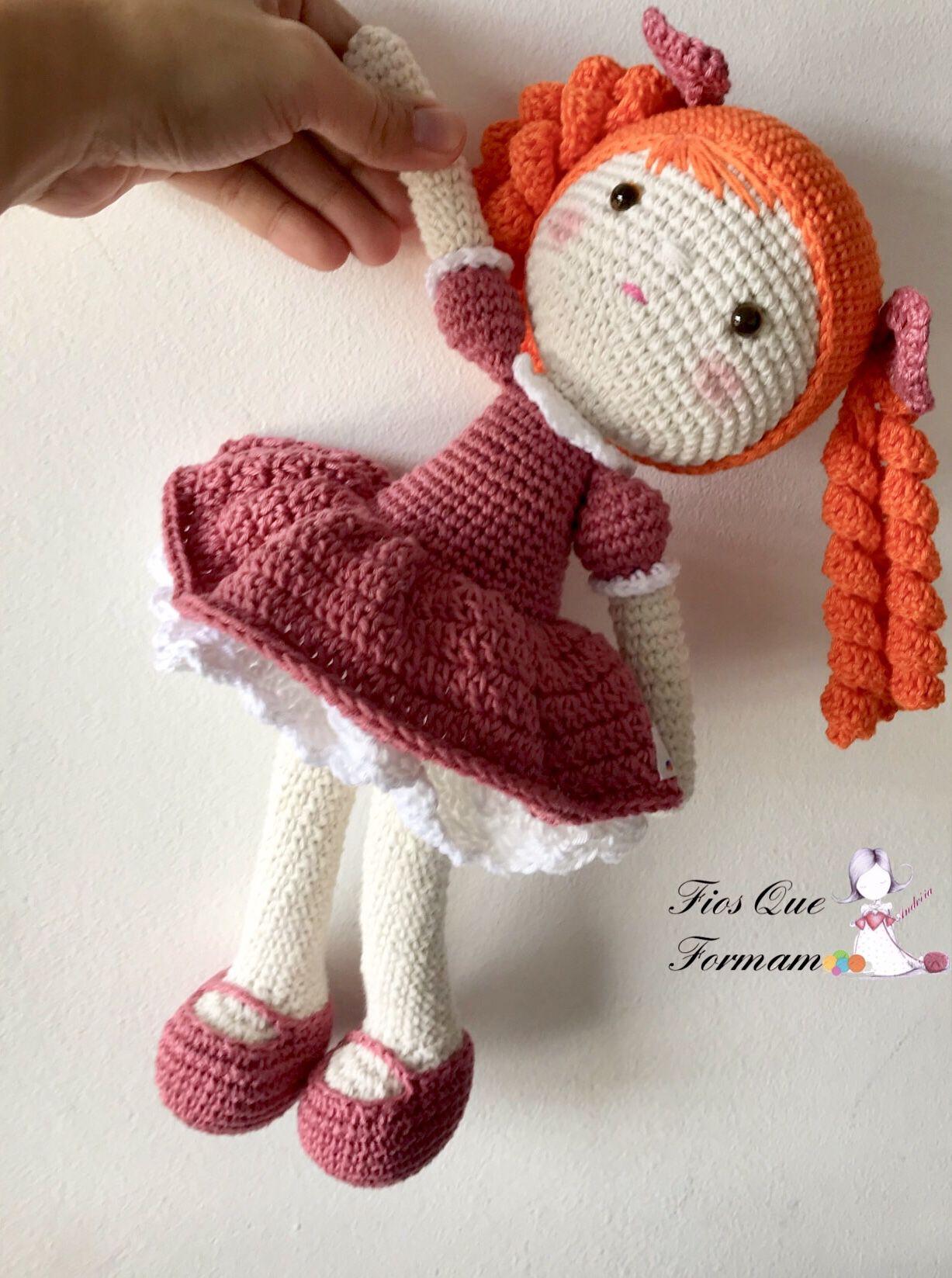 Boneca amigurumi/ boneca crochê no Elo7 | Novelo de ideias Ateliê ... | 1647x1227