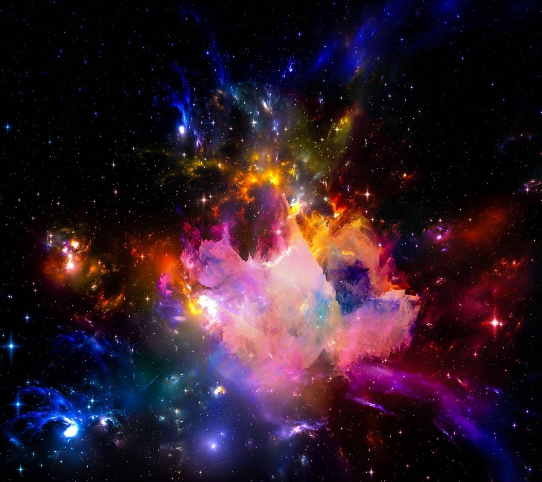 Kosmos, Weltraum Y Weltall