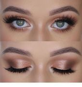 Photo of 41 Top Rose Gold Make-up-Ideen, die aussehen wie eine Göttin – Make Up – #Aus