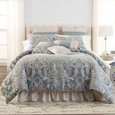Jcpenney Com Croscill Classics Vincent 4 Pc Comforter Set