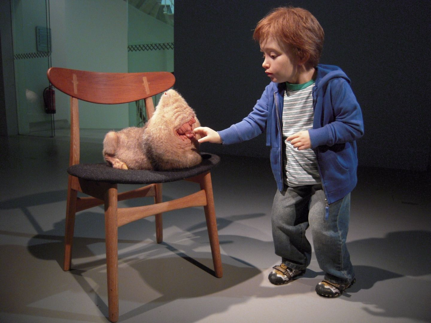 Tony Podesta Art >> Sculpture By Patricia Piccinini An Artist Favorited By Tony